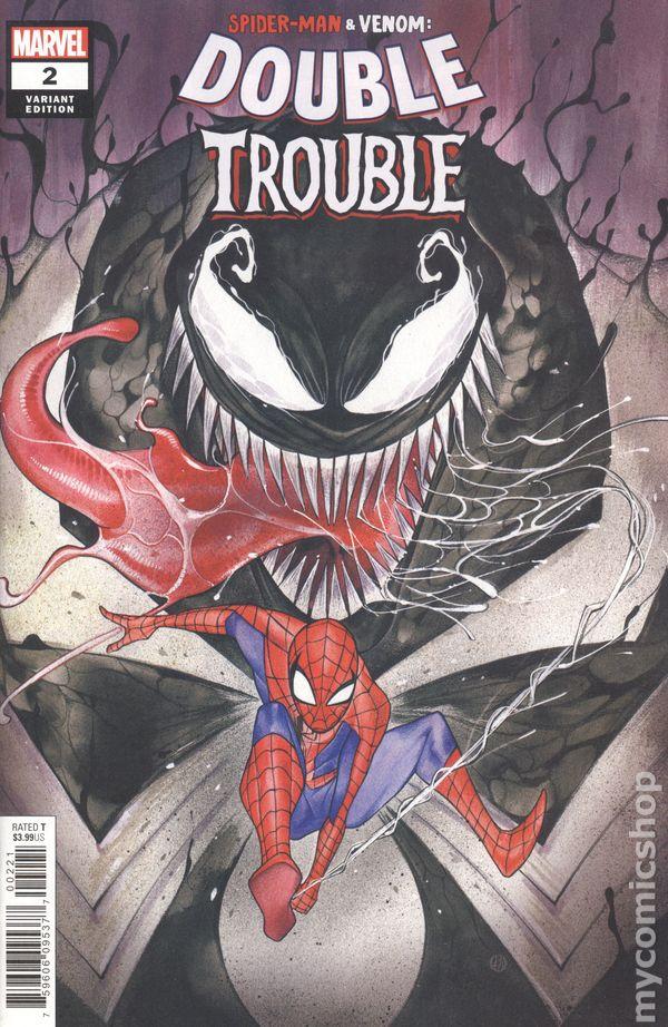 Edge of the Venomverse #2 Gwenpool Variant NM Marvel Comics Bunn Spider Man