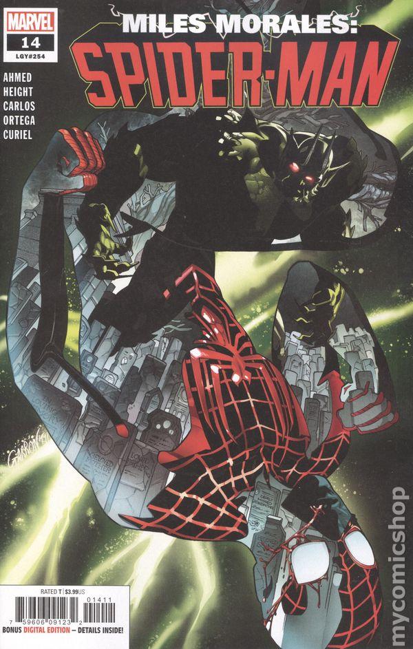 Miles Morales Spider-Man #11 Marvel VF//NM Comics Book