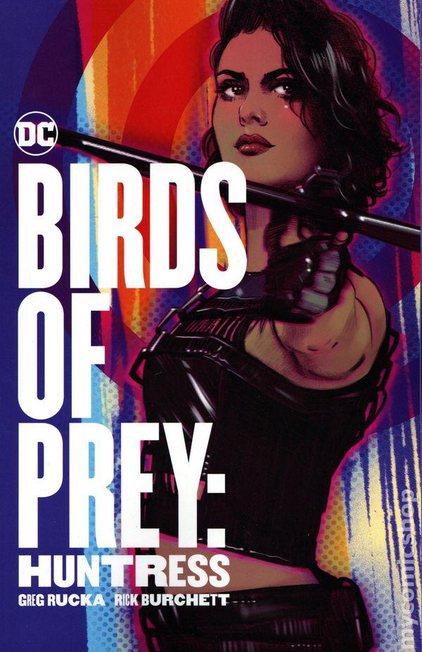 Birds Of Prey Huntress Tpb 2020 Dc Comic Books
