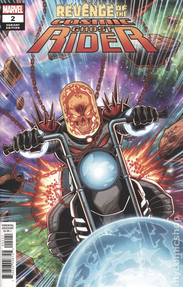 Ghost Rider Mini Figure Johnny Blaze Ghost Rider VS The Hulk Marvel UK Seller