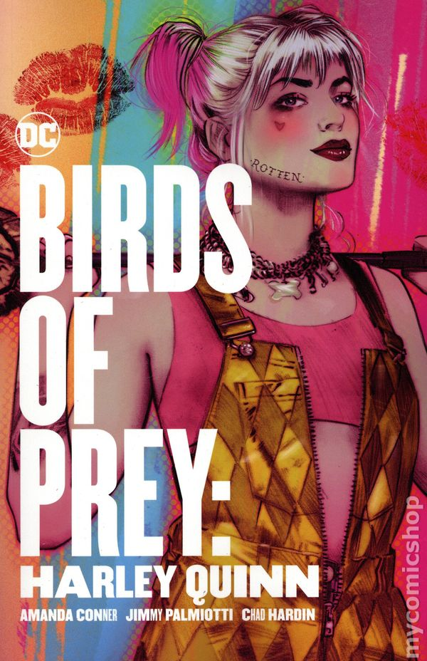 Birds Of Prey Harley Quinn Tpb 2020 Dc Comic Books