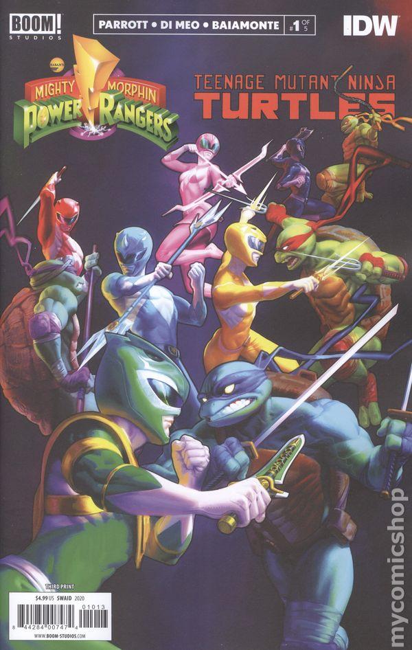 Teenage Mutant Ninja Turtles Métallique Shredder /& Foot Ninja Hastings Exclusive