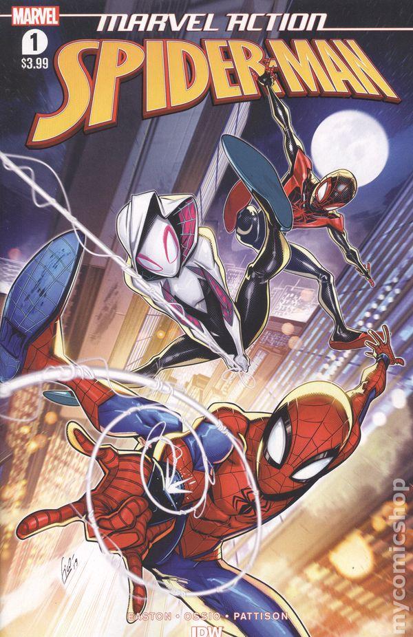 Marvels Ultimate Spider-Man Season 1 Episode 1 - KissAnime.ru