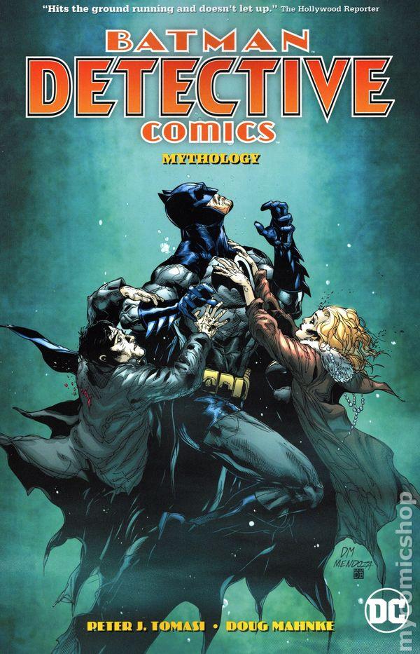 Blackmask #1 VF 1st Printing TPB DC Graphic Novel 1993