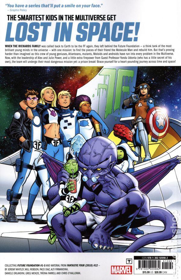 Galactus the Devourer #4 FN 1999 Stock Image