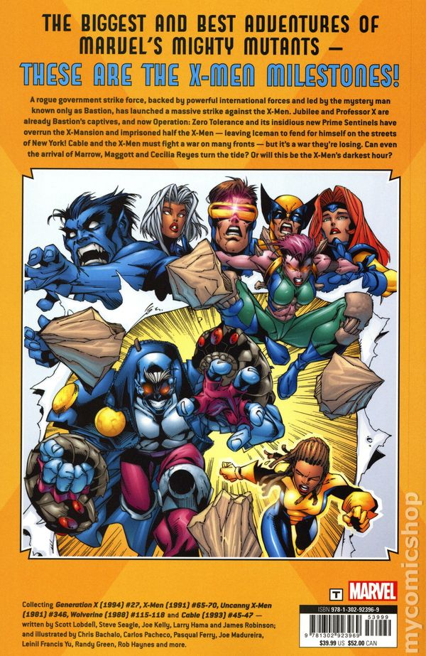 FIRST COMICS NM- ZERO TOLERANCE #1-#4 SET