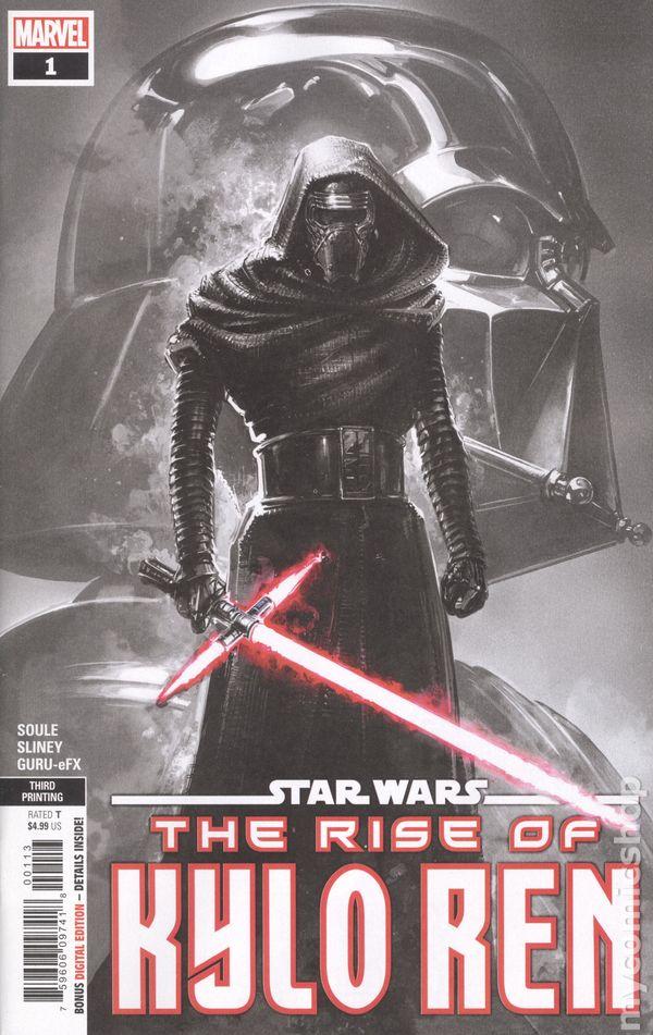 Rise Comic Books Issue 1