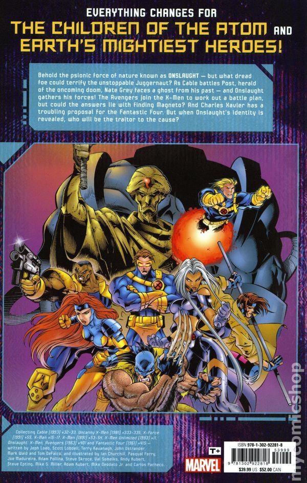 X-Force vol 1991-2002 1 #50