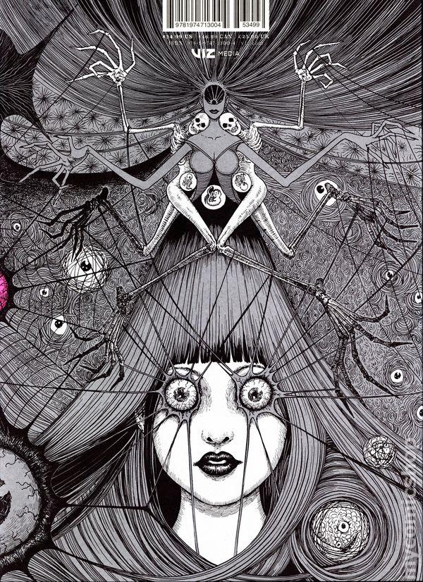 Art Of Junji Ito Twisted Visions Hc 2020 Viz Comic Books