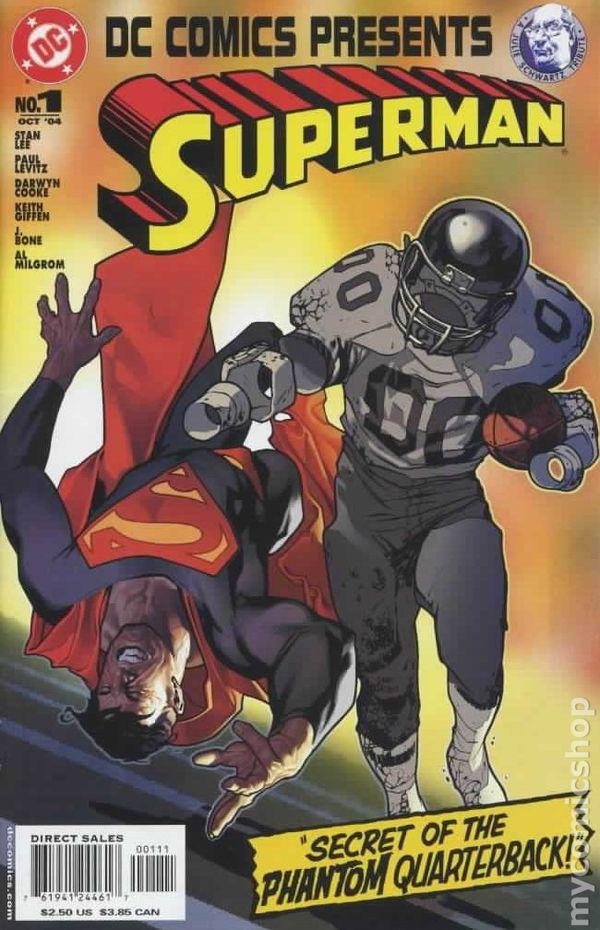 DC Comics Presents Superman (2004) comic books b8f43d46589