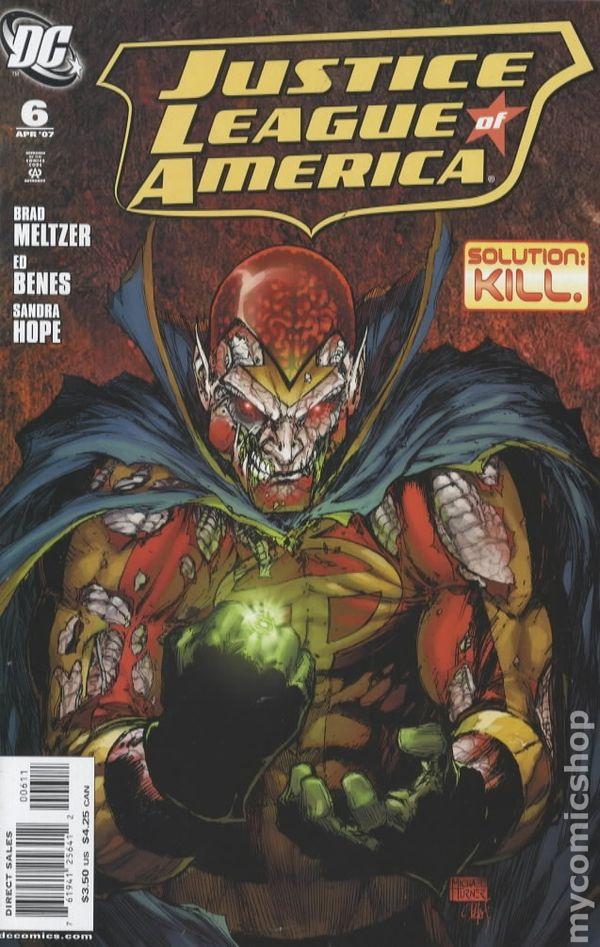 Comics CB15606 Justice League #3  Variant Edition  D.C