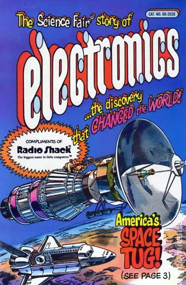 Story of Electronics (1978) comic books