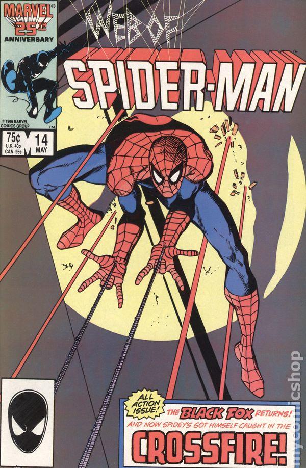 SPIDER-MAN 14 Marvel-Tag Variant