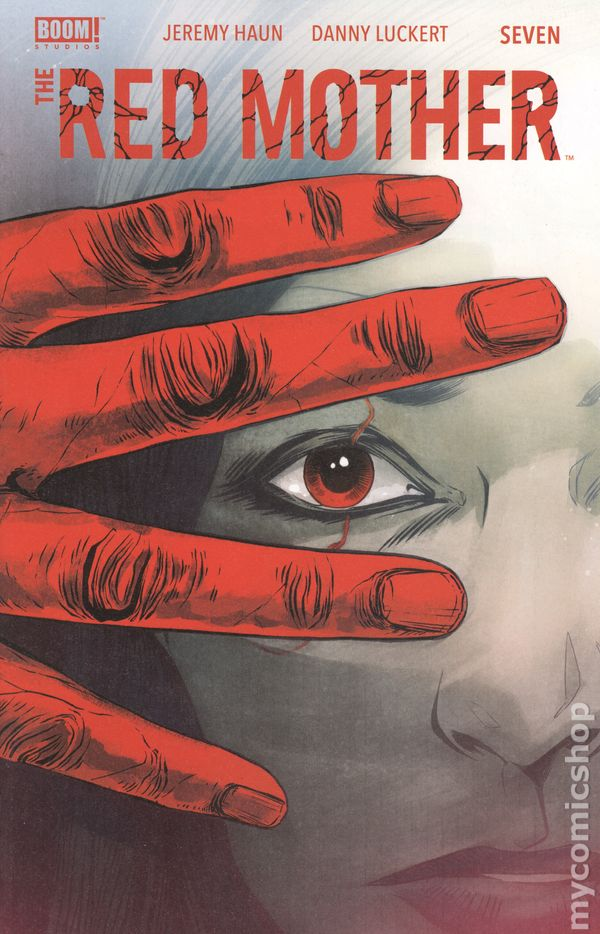 First Print Haun Cover Red Mother #4 2020 Boom! Studios
