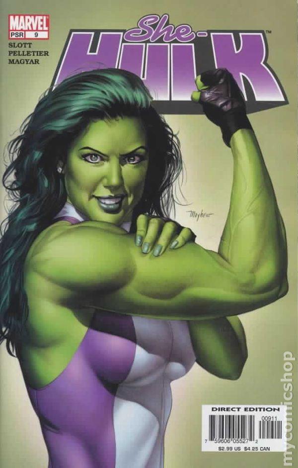 She Hulk 2004 1st Series Comic Books
