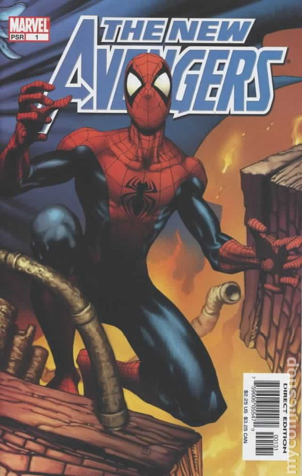 Timeline of Events in Spider-Man Comics – 1963-2012
