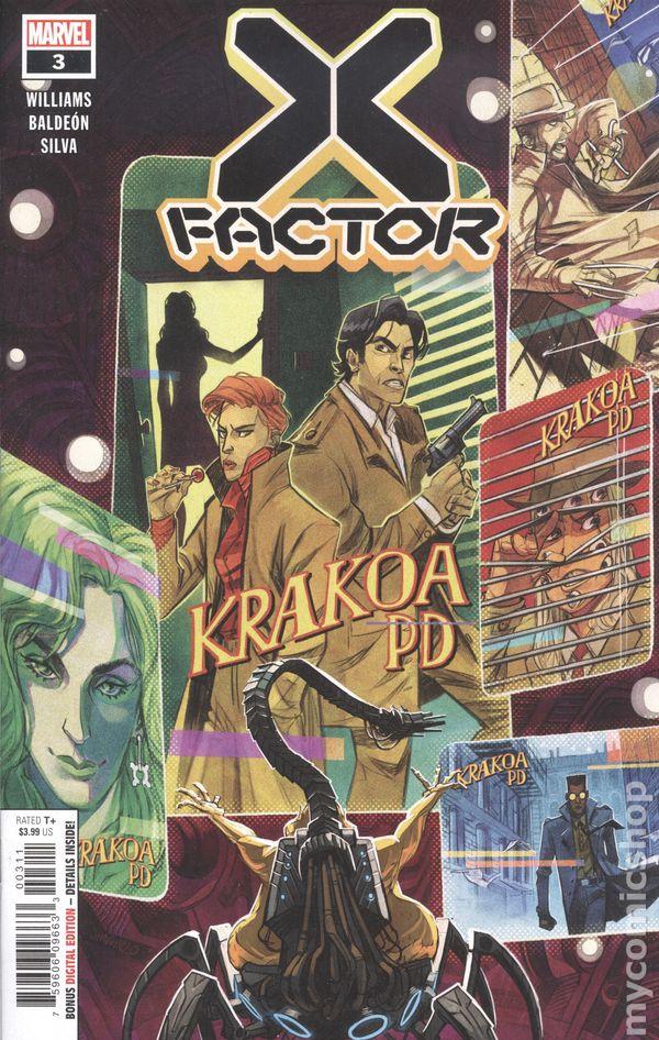 X-Factor #4-7Select Main /& Variant CoversMarvel Comics NM 2020-21