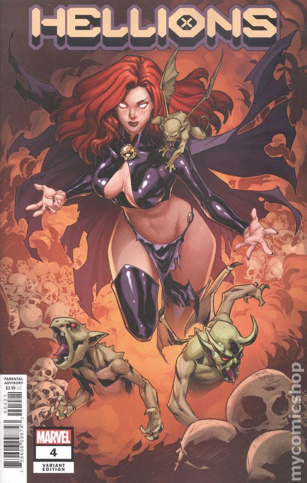 Hellions #3 2020 Marvel VF//NM Comics Book