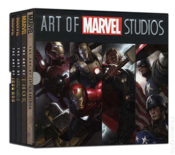 Marvel Studios: Comic Books In 'Iron Man