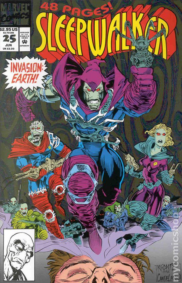 guest: Hobgoblin USA, 1993 Sleepwalker # 22