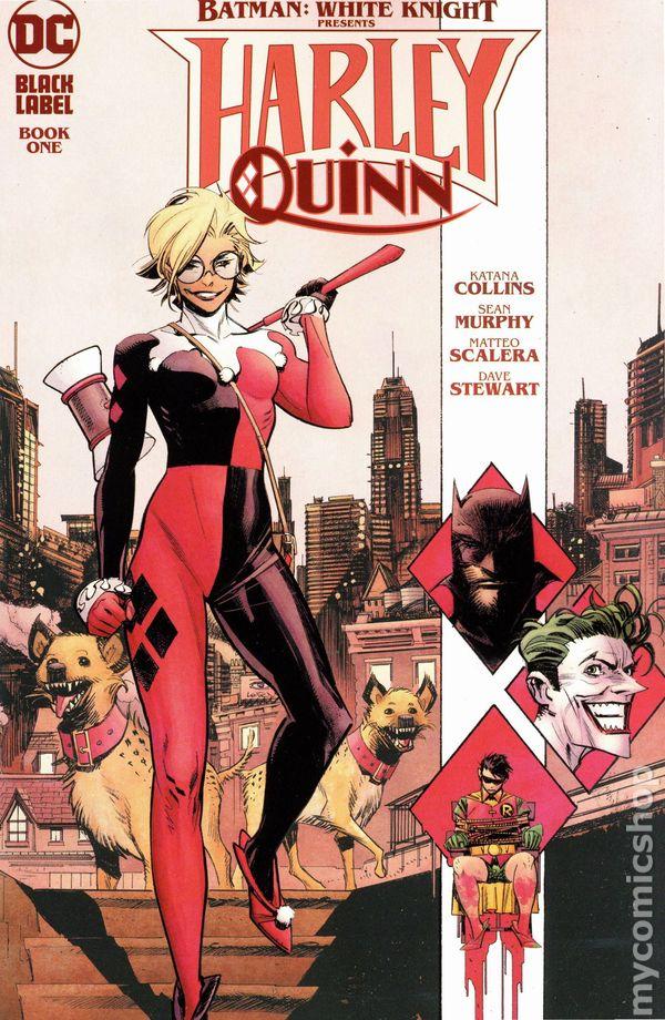 Harley Quinn Comic Batman Comic Taza GB eye LTD