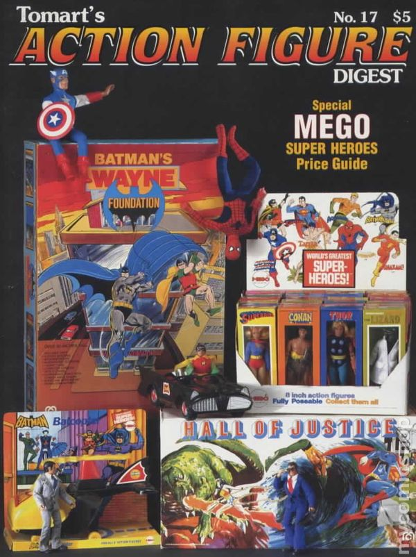 Action figures database & price guide dash action figures.