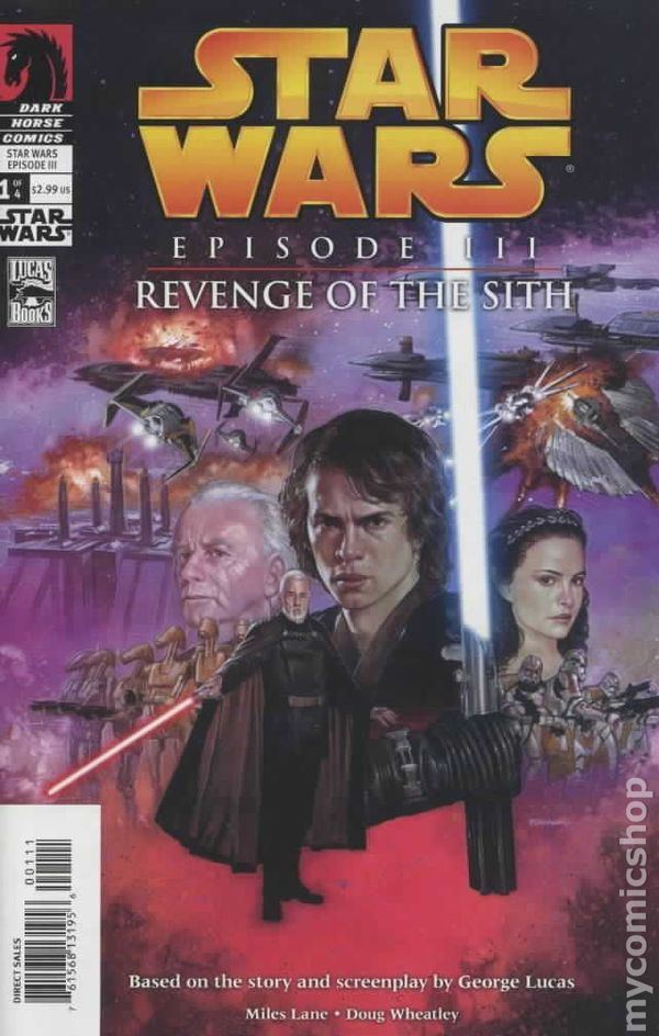 Star Wars: Revenge Of The Sith ISBN 9780099410584 PDF epub ...