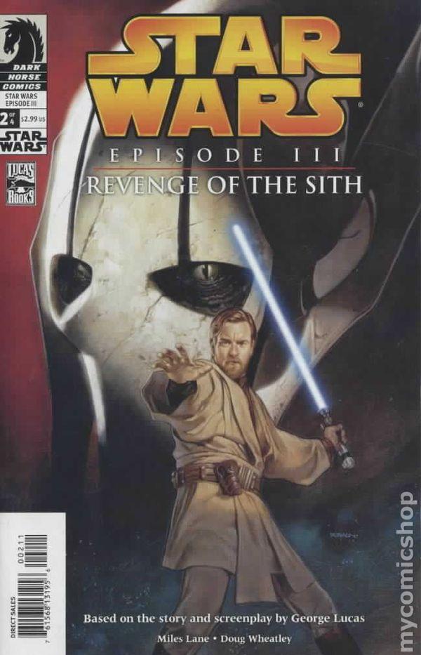 Read Star Wars_ Revenge Of The Sith Light Novel Online