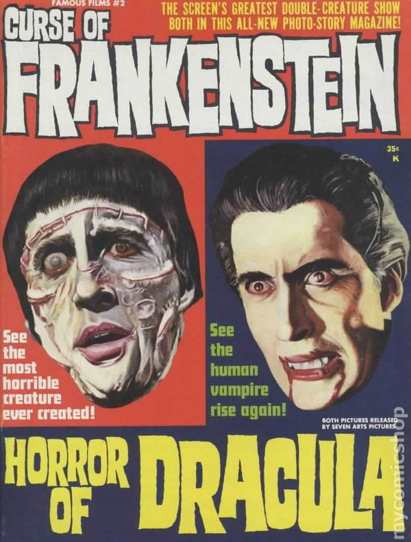 Curse of Frankenstein ...