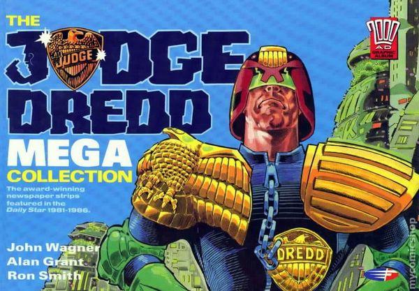Judge Dredd Mega Collection HC (1990) 1-1ST c85168ddfe2