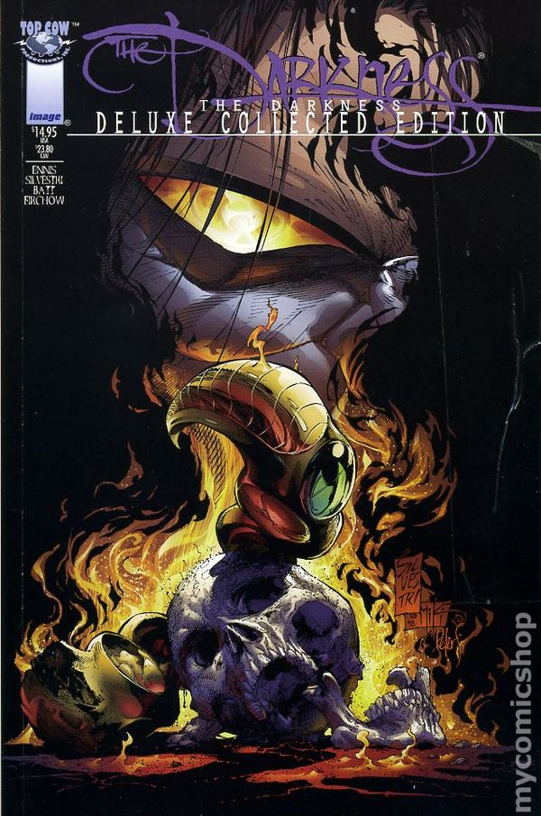 Darkness Coming Of Age TPB 1998 Top Cow 1 1ST