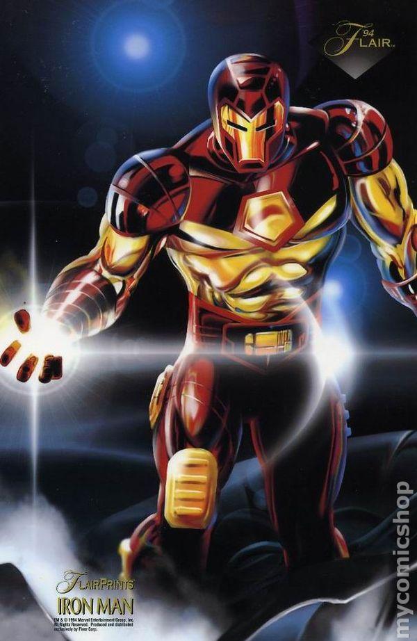 1994 Fleer Flair Marvel Pack