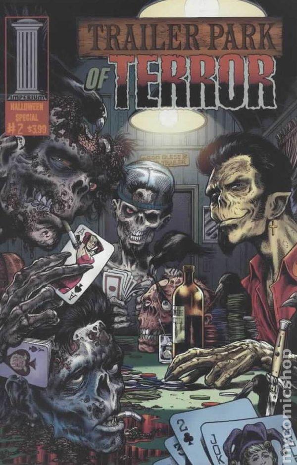Trailer Park of Terror Halloween Special (2005) comic books