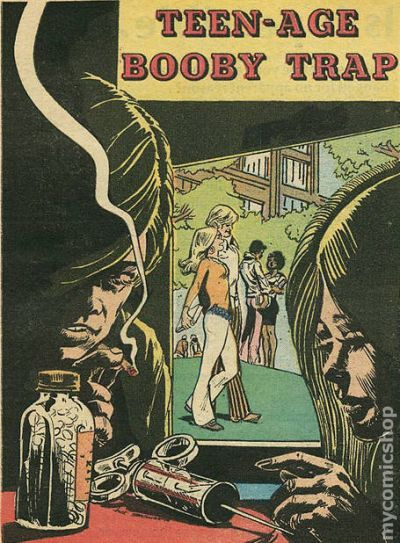 Teen Age Booby Trap 1970 Comic Books