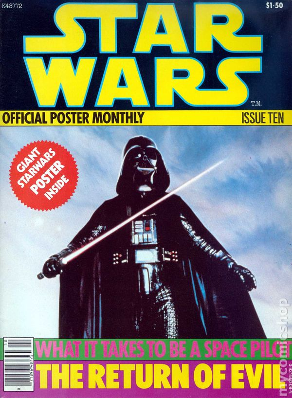 Star Wars Official Poster Monthly Episode IV 10