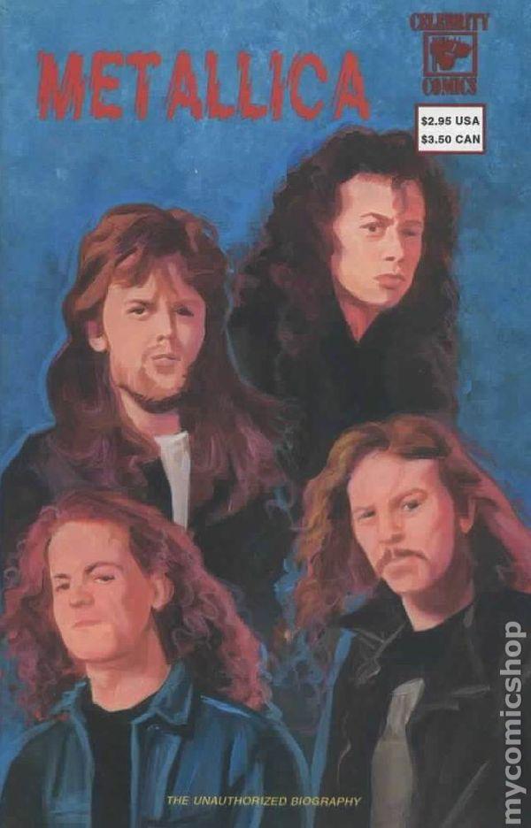 Image Gallery metallica 1992