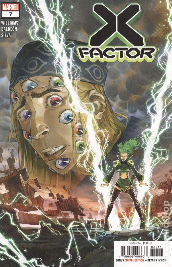 X-FACTOR #69-76 FULL SET OF 7 MARVEL//1991//PORTACIO//MIGNOLA//NEW TEAM//0218191