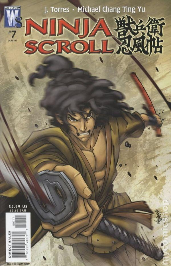 3d comic ninja scroll episodes 13 2
