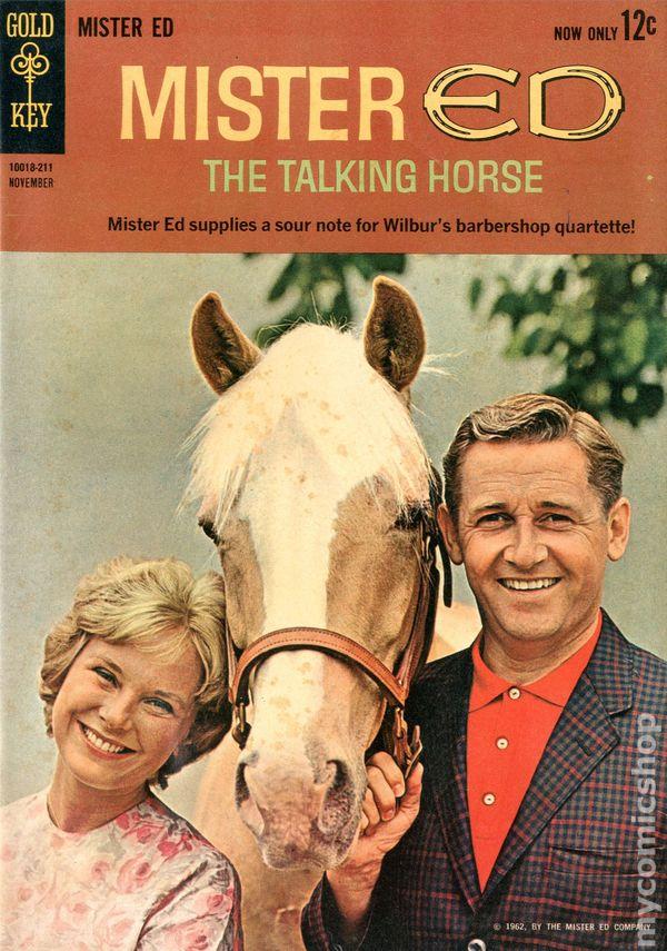 Horses Talk Funny (Animals Talk Funny Book 1)
