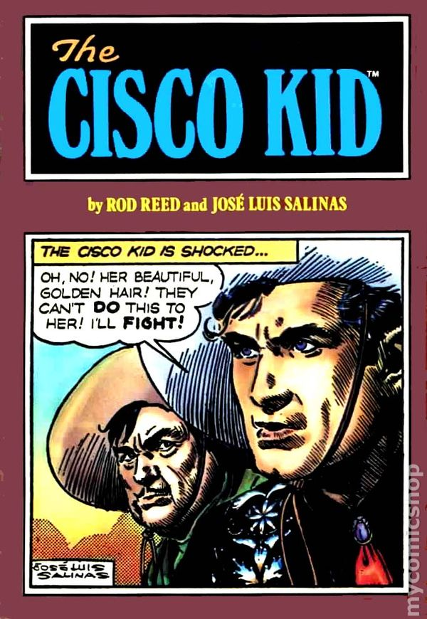 Cisco Kid 1983 1