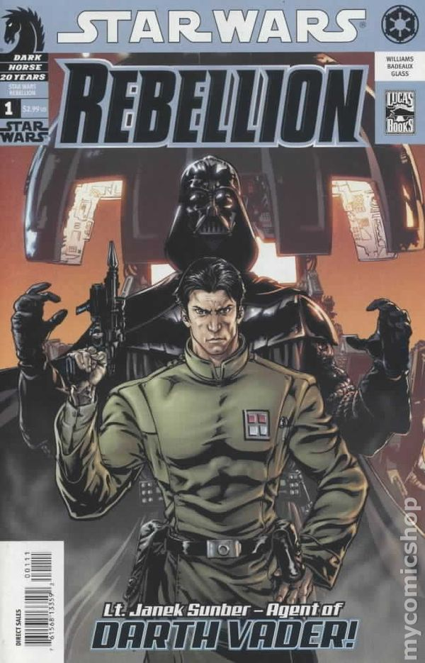 Star Wars Rebellion #13 Dark Horse Comics