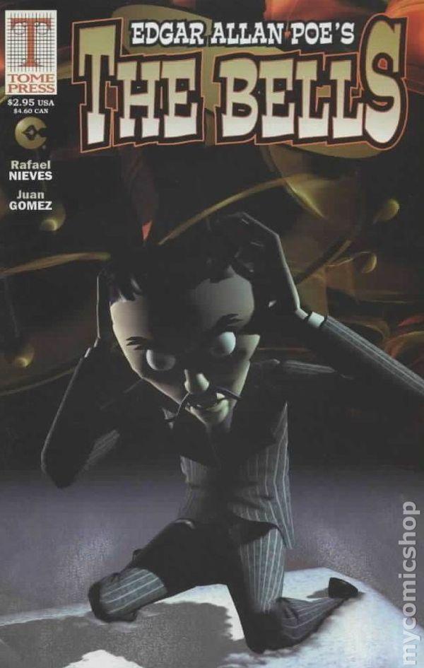 Edgar Allan Poe The Bells (1988) comic books