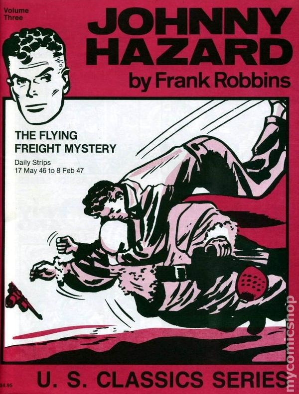 Johnny Hazard US Classics Series 1984 3