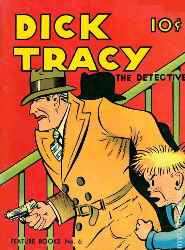 Dick Tracy Book 57
