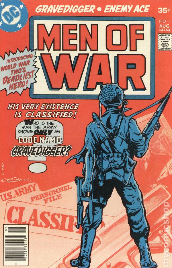 Men of War #1
