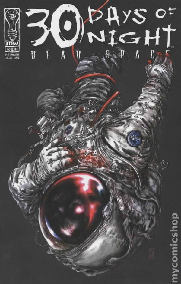 30 Days of Night Dead Space (2006) comic books