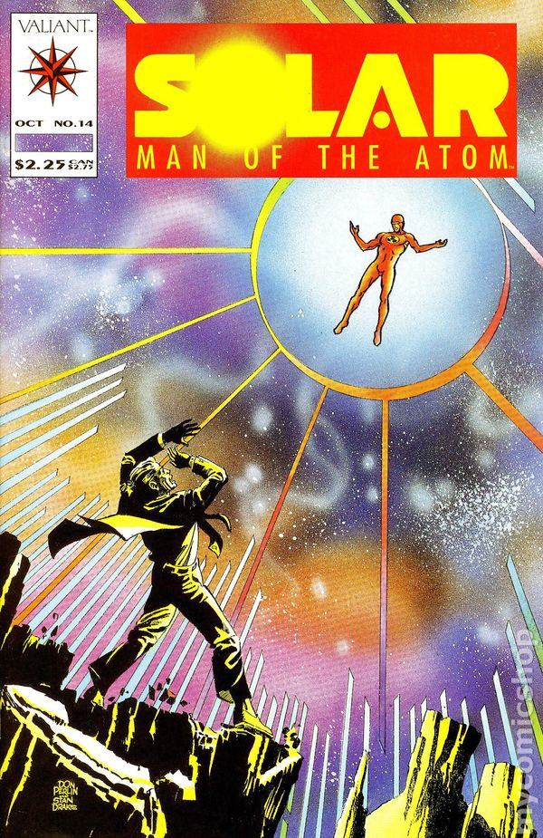 Doctor Solar, Man of the Atom Archives Volume 3: Newman ...