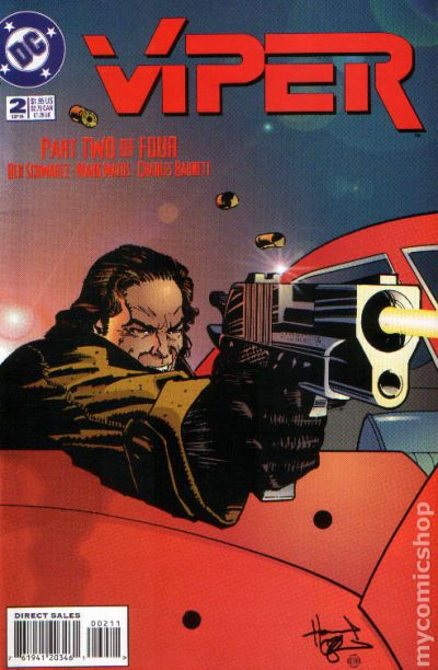 viper  1994  comic books