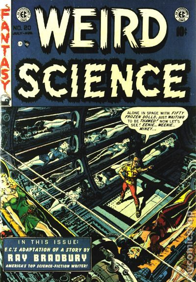 Image result for weird science #20
