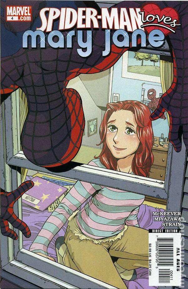 Spider-Man Loves Mary Jane (2006) comic books